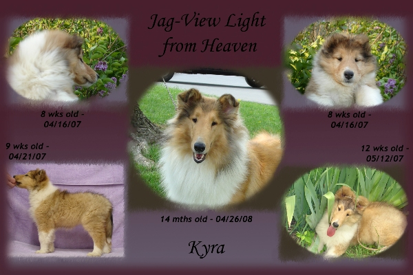 "Jag-View Light From Heaven -- ""Kyra"""